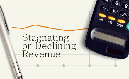 Stagnant Revenue